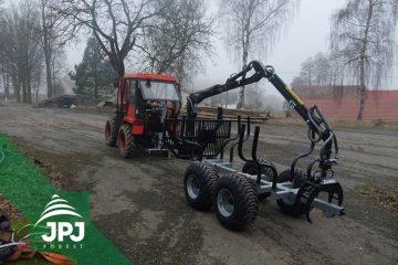 Kompaktný vyvážačka Vahva Jussi 2000_400 a-malotraktor
