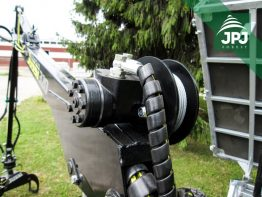 hydraulický navijak